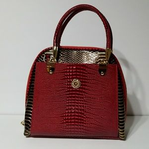 Beautiful red Handbag